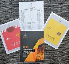 More details for europa league final 2021 manchester man united v villarreal 26/5 immediate post!