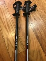 avengers 47 black Scott Ski Poles Pre Owned