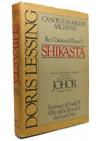 Doris Lessing SHIKASTA Re, Colonized Planet 5 Personal, Psychological, Historica