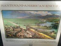 Mantovani - American Encores Reel to Reel Tape