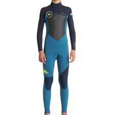 QUIKSILVER Youth 3/2 SYNCRO BZ Wetsuit - XBBG - Size 14 - NWT