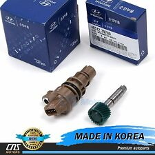 GENUINE Transmission Speed Sensor & Gear for 2001-10 Hyundai Kia OEM 46517-39500