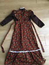 Vintage Homemade Girl's Maxi Dress