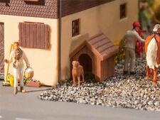 Faller 180939 Hundehütte mit Hund H0 Bausatz Neu