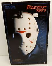 "Sideshow - Friday the 13th - Part 3 - Jason Voorhees -  1:6 Scale 12"" figure -"
