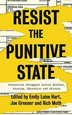 Resist the Punitive State: Grassroots Struggles, Hart, Greener, Moth..
