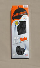 Insoles Sorbothane Sorbo cushion comfort insert Classic Full Sole NEW size F