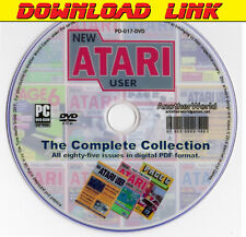 PAGE 6/NEW ATARI USER MAGAZINE Full Collection DOWNLOAD (400/800/XL/XE/ST Games)