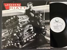 John Hiatt - Riding With The King LP VG+ GHS 4017 Stereo 1983 USA Vinyl Record