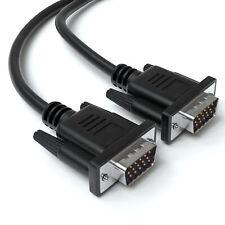 1,8m Schwaiger Netzkabel Kaltgerätekabel Stromkabel PC Monitor TV Computer LG414