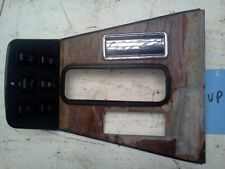 Jaguar Vanden Plas 1985-88 Center Console