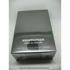 AMAZINGREEN BY COMME DES GARCONS 100ML E.D.P SPRAY New in sealed box