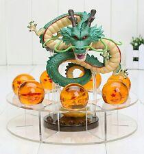 Figuras dragon ball shenron + bolas + stand. LEER DESCRIPCIÓN