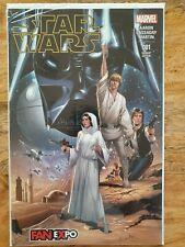 Star Wars #1 Fan Expo Variant NM Marvel