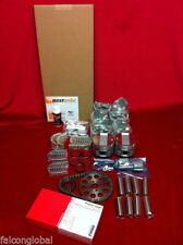 Studebaker Champ 185 Deluxe engine kit 1955 56 57 pistons rings bearings valves+