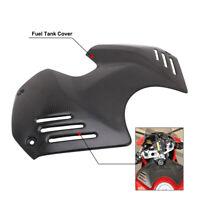 Carbon Fiber Fuel Tank Cover Guard Fairing for Ducati Panigale V4 2018-2020