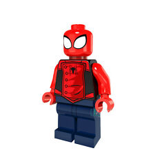 Marvel Anime Spider-Man Spider man Spiderman Custom Minifigures Fits LEGO