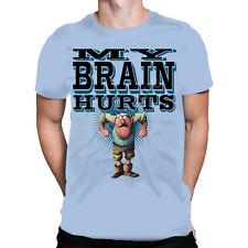 Monty Python - THE GUMBYS - T-Shirt  / Official Python Merchandise Liquid Blue