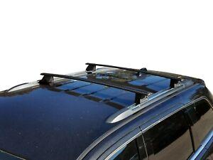 OEM Style Cross Bar Roof Rack for Jeep Grand Cherokee WK 2010-20