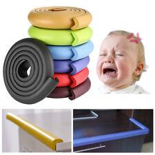 Baby Safety Table desk Edge Corner Cushion Guard Strip Softener Bumper Protector
