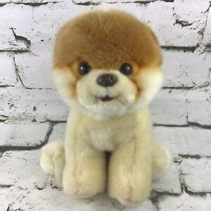 "Gund Boo Plush The Worlds Cutest Dog Stuffed Animal Pomeranian Puppy 9"" Soft Toy"