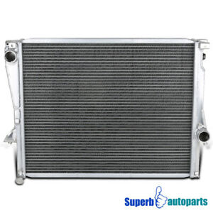 For 98-02 BMW Z3 M Coupe L6 3.2L MT 2-Row Aluminum Performance Cooling Radiator