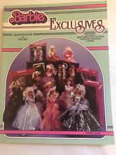 Barbie Exclusives, Identification and Values  by Margo Rana (1995,...
