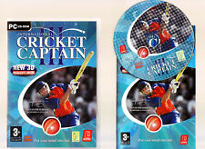INTERNATIONAL CRICKET CAPTAIN III. EXCELLENT MANAGEMENT GAME FOR THE PC!
