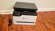Lexmark MC3224ADWE Color Laser All-In-One Printer 500 Pages printed