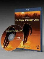 THE LEGEND OF BOGGY CREEK 1972 (Restored & Remastered) BLU-RAY/DVD Combo Package