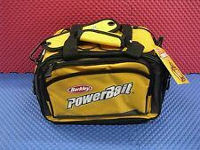 BERKLEY POWERBAIT LARGE TACKLE BAG WITH TRAYS  BATBLFW