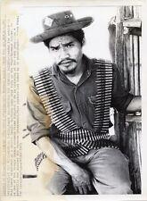 1971 PHOTO KAREN TRIBESMANN NEAR PALU THAI-BURMESE BORDER GUERRILLA WAR