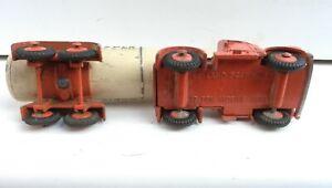 Budgie Toys & Models Leyland Scammell 17 Ton Liquid In Bulk Tanker