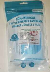 20 x 10 pack disposable sealed in bag