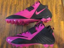 Nike CJ 2 Elite TD Football Cleats 14 Rare BCA Black Pink Promo Sample