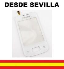 Pantalla Tactil para Samsung POCKET S5300 GT S5300 S 5300 digitalizador blanca