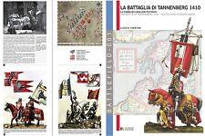 La battaglia di TANNENBERG (1410) - La tomba dei Cavalieri Teutonici