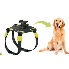 NEW Sony AKA-DM1 Dog Harness For Action Cam Adjustable with integrated mount