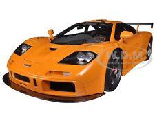 MCLAREN F1 LM EDITION HISTORIC ORANGE 1:18 DIECAST CAR MODEL BY AUTOART 76011