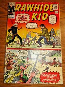 Rawhide Kid #34 Silver Age Western Stan Lee Jack Kirby Ghost Rider 1st Pr Marvel
