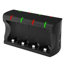 8 Slots Smart Intelligent Rechargeable Battery Charger for CR123A 16340 1 HT1