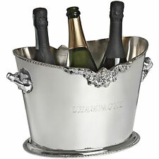 LARGE OVAL CHAMPAGNE COOLER - IDEAL FOR PARTIES