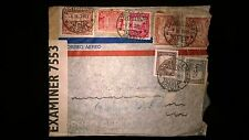 BOGOTA-LONDON  4.X.1944 Postal History-Cover (NoL 106)