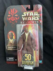 Star Wars The Black Series Mace Windu 50th Anniversary