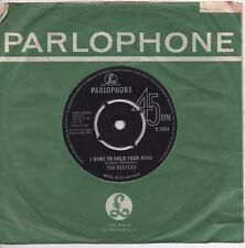 THE BEATLES i want to hold your hand*this boy 1963 UK ORIOLE CONTRACT PRESSING