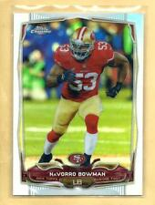 """NaVORRO BOWMAN - 2014 Topps Chrome - """"Refractor"""" #20 - Combined Shipping"""