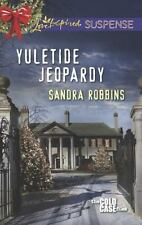 Yuletide Jeopardy (Love Inspired SuspenseThe Cold Case Files)