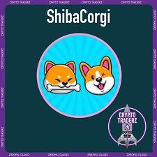 1,000,000,000 (1Bil) - ShibaCorgi (ShiCo) MINING CONTRACT-Crypto Currency