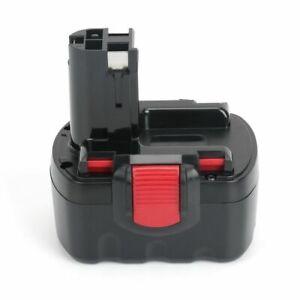 14.4V  2.0AH Akku Für Bosch PSR 14,4VE-2 GSR 2607335533 2607335534 Akkuschrauber