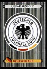 Panini Euro 2012 - Badge - Deutschland Germany No. 224